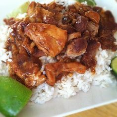 What's cooking in the burbs: Slow Cooker Honey Chipotle Lime Chicken