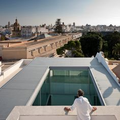 Rehabilitation Of Casa Pinillos. Extension Of The Museum Of Cádiz - Picture gallery