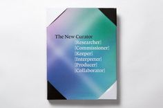 With an emphasis on the 'now' and the most recent exhibitions, this book examines the variety and richness of curating practices today, from public commissions by Art Angel to experimental projects… The Scene Aesthetic, Michael Connor, Online Archive, Background Information, Book Collection, Digital Media, Book Publishing, Art World, New Books