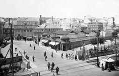 Mercado de Alcântara, anos 20
