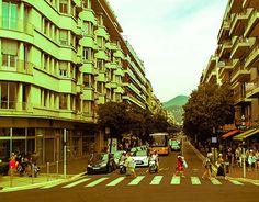 """Check out new work on my @Behance portfolio: """"France, Nice"""" http://on.be.net/1OcXgIS"""