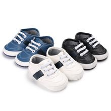 For All Seasons 0~1 Year Old Baby Girl And Baby Boy Casual Shoes PU Soft-soled Shoes Soft-soled Shoes Shoes