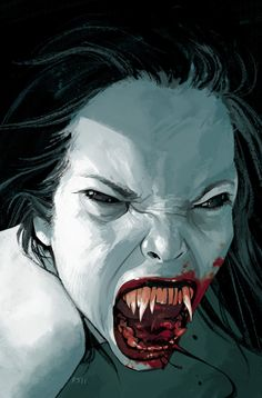Fiona Staples: Covers 30 DAYS OF NIGHT #1: