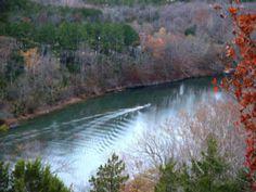 Arkansas White River Cabins~Eureka Springs, AR