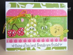 Peachy Keen Stamps | NetworkedBlogs by Ninua
