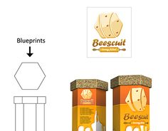 "Check out new work on my @Behance portfolio: ""Honey Biscuits ""Beescuit"""" http://be.net/gallery/52861655/Honey-Biscuits-Beescuit"