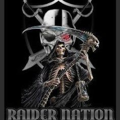 Raider Nation stand up!