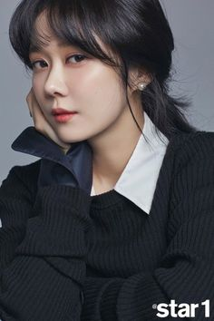 """Jang Nara spoke to the February issue of about her latest drama """"Go Back Couple"""", check it out! We can't see a single pore on her face but she also mentioned that during fi… Asian Actors, Korean Actresses, Korean Actors, Actors & Actresses, Korean Idols, Korean Drama, Kdrama, Han Seung Yeon, Jang Nara"""