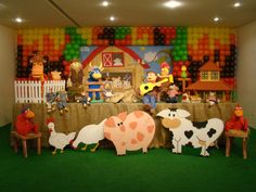 Cocoricó - Muita Festa Decorações
