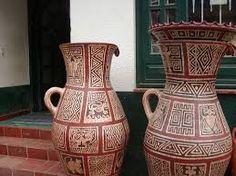 Resultado de imagen para artesanias precolombinas arcilla