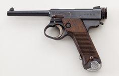 """gun-gallery:  """"Nambu Type 14 - 8x22mm  """""""