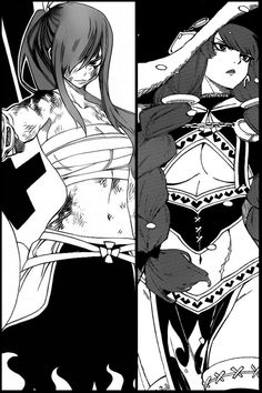 Erza and Eileen