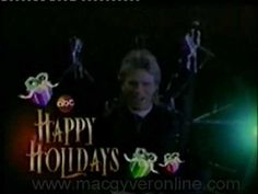 Happy Holidays from MacGyver