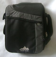 I like this messenger bag, is really fit for my Tablet PC, like iPad, Galaxy Tab & Kindle Fire :D