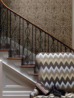Nina Campbell Fabric Belem Velvet   TM Interiors Limited