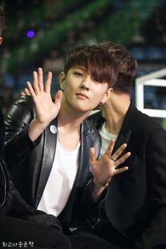 [071115] MelOn Music Award 2015 #iKON #DongHyuk