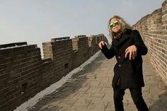 Kirk Hammett  January China 2017