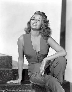 images of rita hayworth | Rita Hayworth, la eterna Gilda: 12 curiosidades y 12 fantásticas ...