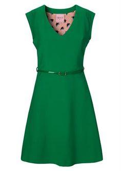 Edith & Ella dress Caroline green 4913-507