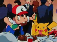 The perfect Eating Pokemon Ash Animated GIF for your conversation. Discover and Share the best GIFs on Tenor. Pokemon Gif, Pokemon Sketch, Pokemon People, Pokemon Memes, Pokemon Cards, Pokemon Stuff, Pokemon Fusion, Pokemon Halloween, Halloween Gif