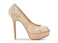 Mix No. 6 Allure Pump High Heel Pumps Pumps & Heels Women's Shoes - DSW. Love the lace