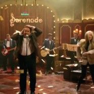 Heineken Serenade #interactive #marketing - Use it to creep out your friends.
