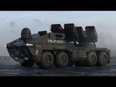10 Amazing Armored Vehicles
