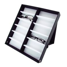 wandregale brillenhalter brillenregal zur wandbefestigung ein designerst ck von mikes. Black Bedroom Furniture Sets. Home Design Ideas