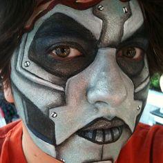 #robot #cyborg #halloween