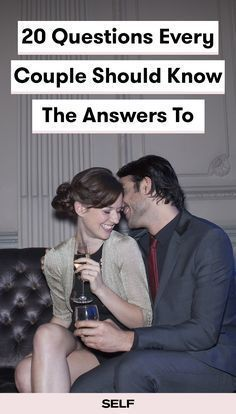 20 Questions Every Couple Should Know The Answers To These couple questions will help strengthen the love in your relationship no matter if you're dating or married. If you want to get to know each other better, here are 20 questions to ask your partner. 20 Questions, Partner Questions, Dating Questions, Couple Questions Funny, Relationship Questions Game, Questions To Ask Couples, Intimate Questions, Relationship Building, Relationship Memes