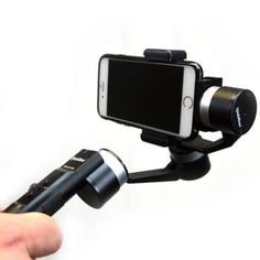 Capture ultra smooth & steady videos anywhere with the iStabilizer Gimbal - Smartphone Video Stabilizer. The iStabilizer Gimbal is engineered to work. Phone Jokes, Cell Phones For Sale, Best Smartphone, Android Smartphone, All Smartphones, Camera Gear, Tech Gadgets, Phone Gadgets, Samsung Galaxy S5