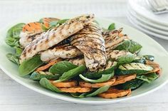 This low-fat and gluten-free meal is tasty and healthy too.