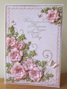 Floral Fantasies: Heartfelt Creations