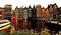 Niederlanden, Amsterdam