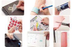 斬新アイデアの使える文房具9選 用途を「発明」  引き出しに8つのポケットを装着