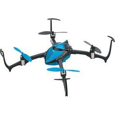 Dromida - Verso Quadcopter with Remote Controller - Blue