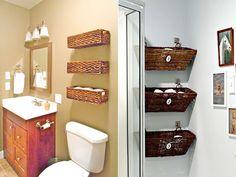 Die 20 besten Bilder von bad, aufbewahrung   Badezimmerideen ...