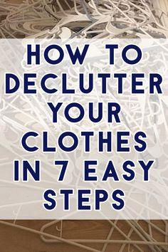Easy DIY Closet Organizing System - Closet Organization on a Budget in 7 Simple Steps Deep Cleaning Tips, Cleaning Hacks, Arm And Hammer Super Washing Soda, Small Closet Organization, Organizing, Simple Closet, Clean Baking Pans, Mattress Cleaning, Declutter Your Home
