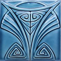 Totally cool website for reproduction tiles (art deco, art nouveau)