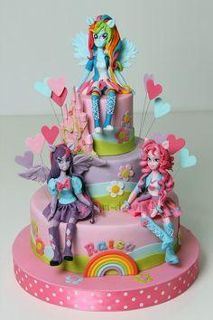 Torturi - Viorica's cakes: Little girls pony