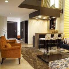 estancia: Salas de estilo Moderno por arketipo-taller de arquitectura