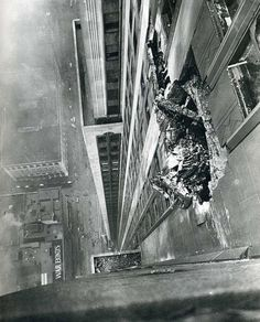 The B-25 Empire State Building crash  was a 1945 aircraft accident in which a B-25 Mitchell bomber, piloted in thick fog over New York City,...