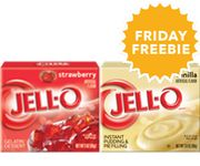 SavingStar Ecoupon Just Released: FREEBIE: JELL-O® : #CouponAlert, #Coupons, #E-Coupons Check it out here!!