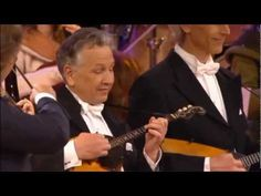 Listen to Andre Rieu playing Greek syrtaki! We love it!