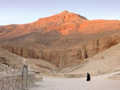 The Valley of Kings  Final resting place for Pharaohs and nobles of the New Kingdom of Ancient Egypt.  It was inuse for near 500 years, and lies in the heart of the Theben Necropolis. It contains 63 known tombs.