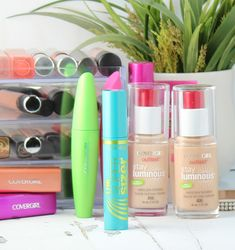 A must have for your makeup bag: COVERGIRL The Super Sizer by Lashblast Mascara.