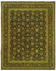 Safavieh Haj Jalili Traditional Indoorarea Rug Navy / Navy