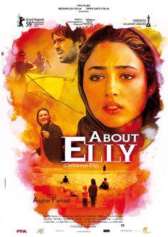 About Elly by Asghar Farhadi . Drama-Mystery - 1h 59m / Iran (2009)