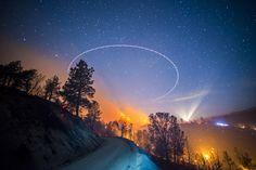 Stuart Palley setzt die kalifornischen Waldbrände beeindruckend in Szene   WIRED Germany