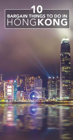 Budget tips in Hongkong